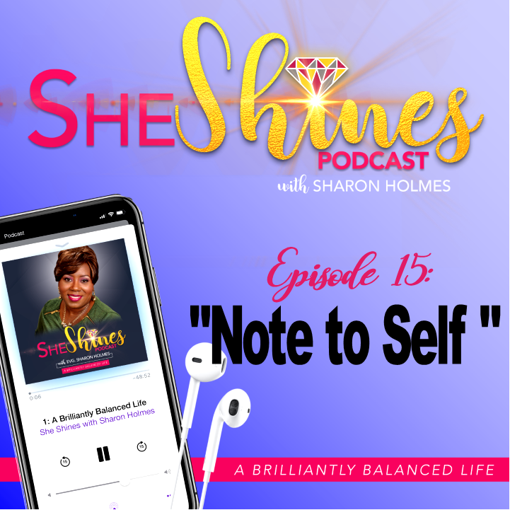 S2 E15 - Note to Self Ad