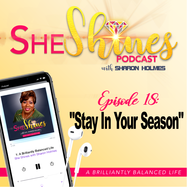 S2 E18 Ad - Stay In Your Season