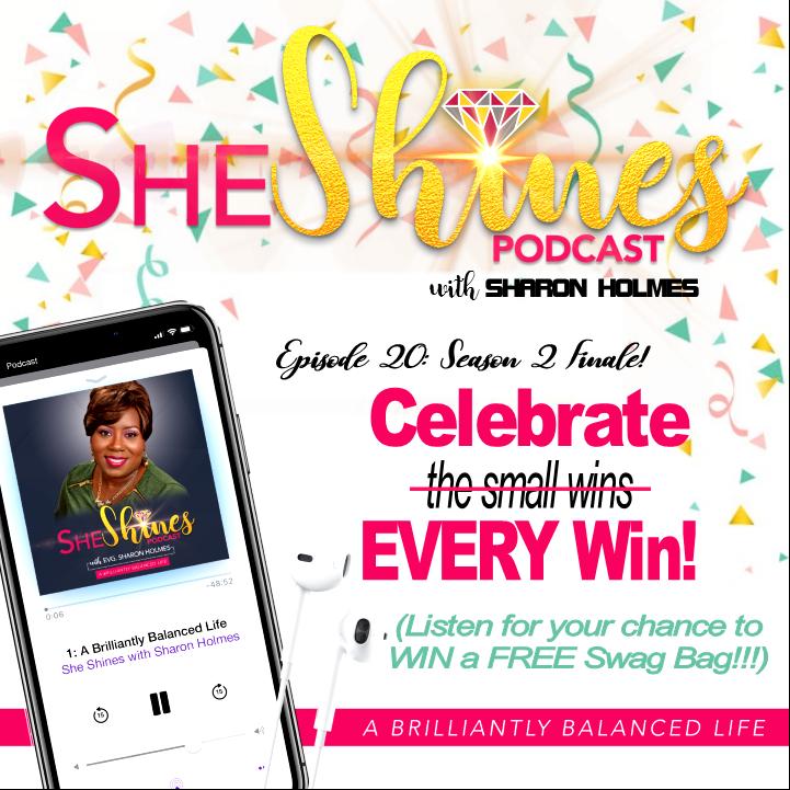 S2 E20 - Celebrate EVERY Win Ad